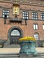 Detail - Town hall of Copenhagen - DSC08876.JPG