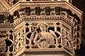 Dettaglio del tabernacolo dell'Orcagna, Orsanmichele,2.JPG