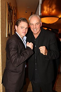 Gerry Cooney American boxer