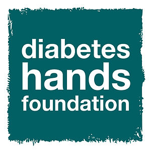 Diabetes Hands Foundation - Image: Diabetes Hands logo 400x 400