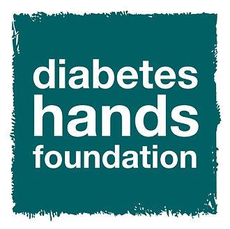 Diabetes Hands Foundation - Image: Diabetes Hands logo 400x 400