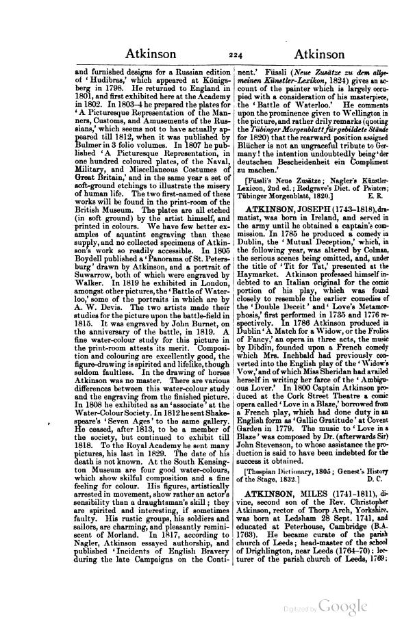 Pagedictionary Of National Biography Volume Djvu   And Educated At Peterhouse Cambridge Ba  He Became Curate  Of The Parish Church Of Leeds Headmaster Of The School Of Drighlington