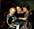 Die Kinder Eugen de Weerths Ernst Arthur (1845–1875), Klara (1846–1831) und Karl Arthur (1848–1906).png