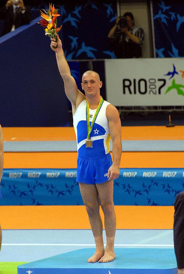 Gymnastics at the 2011 pan american games