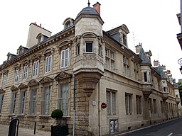 Dijon - Hôtel Legouz de Gerland 1