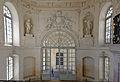Dijon Palais des ducs de Bourgogne porte escalier Gabriel.jpg