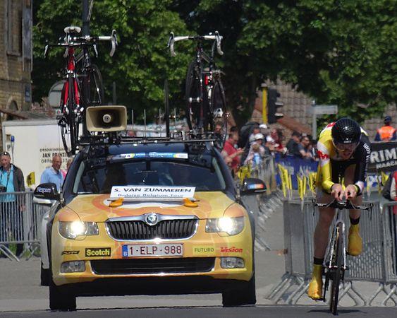 Diksmuide - Ronde van België, etappe 3, individuele tijdrit, 30 mei 2014 (B057).JPG