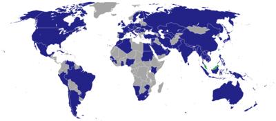 Liste der auslandsvertretungen malaysias