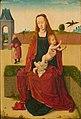 Dirk Bouts - Maria met Kind, gezeten op een zodenbank - 0046 - Rijksmuseum Twenthe.jpg