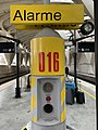 Dispositif d'alarme à la gare de Lyon-Saint-Ex.jpg