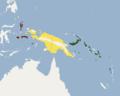 Distribution of Aselliscus tricuspidatus.png