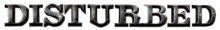 Disturbed logo 2005.png