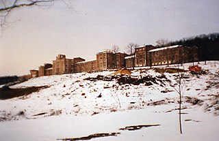 Dixmont State Hospital former hospital in Pittsburgh, Pennsylvania, United States