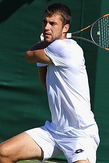 Laslo Đere Serbian tennis player
