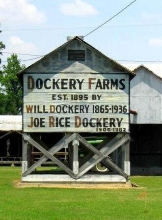 Sunflower County, Mississippi - Dockery Plantation