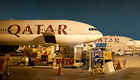 A7-BAB - B77W - Qatar Airways
