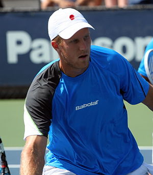 Dominic Inglot - Inglot at the 2012 US Open.