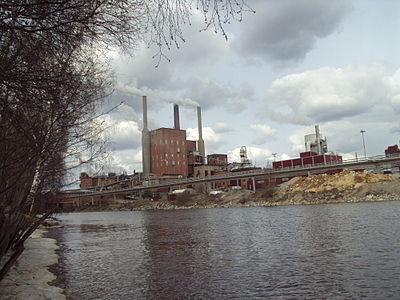 Domsjö pappersmassafabrik