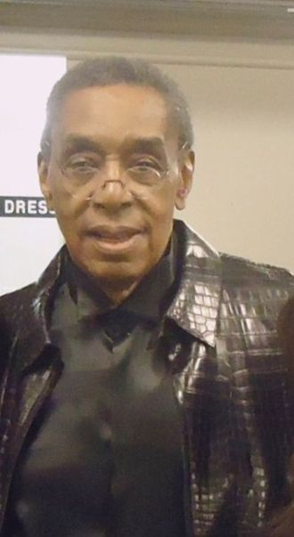 Don Cornelius - Don Cornelius at the 40th anniversary event for Soul Train.