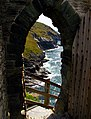 Door To Tintagel - geograph.org.uk - 217101.jpg
