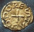 Dorestad-munt van Karel de Grote uit 770.jpg