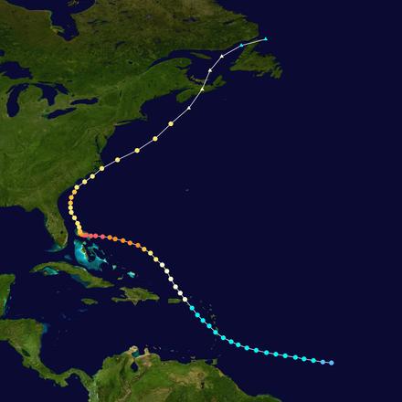 Hurricane Dorian - Wikiwand