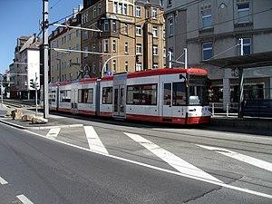 Dortmund Stadtbahn - Image: Dortmund West IMG 8343