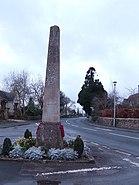 Down Ampney war memorial - geograph.org.uk - 353575
