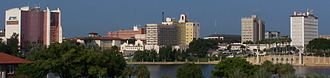 Lakeland, Florida - Downtown Lakeland