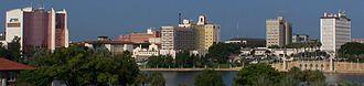 Lakeland, Florida - Downtown Lakeland
