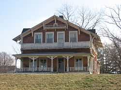 Dr. Alois Wollenmann House - Wikipedia