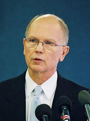 James Moeser - Dr. James Moeser (Jim Wallace, 2002)