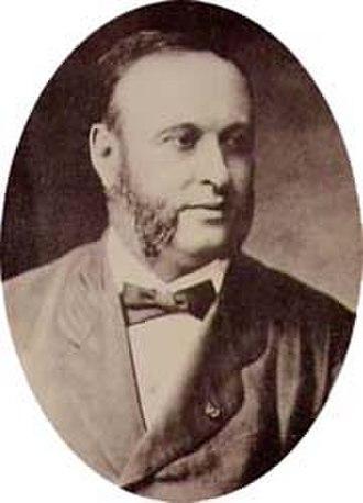 Maurice Raynaud - Image: Dr Auguste Gabriel Maurice Raynaud
