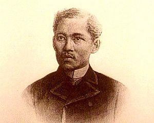 Dr Jose Rizal in Dapitan