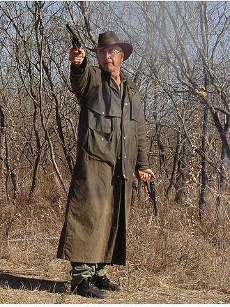Colt Dragoon Revolver - Firing a brace of Dragoons