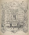 "Drawing for title page ""Le Petit Journal"" MET DP810300.jpg"