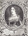 Drawing of Her Highness Violante Beatrice di Bavaria, Grand Princess of Tuscany.jpg