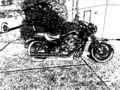 Drawing of a Motor Bike 1 Easter 2019 (Sydney Australia).png