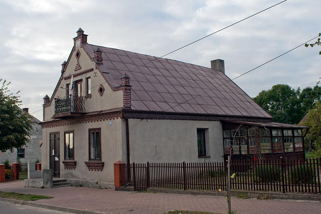 Drohiczyn, pl. Kościuszki 23, Dom murowany.jpg