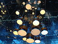 Drum chandelier, Hard Rock Cafe Sydney.jpg