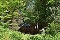 Dubechne Starovyzhivskyi Volynska-Dubechnivskyi park architecture monument-gazebo.jpg