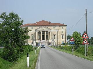 Ottone Calderari Palladian architect in Vicenza, Italy