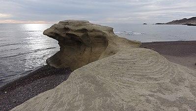 Dunas fósiles y el Mediterráneo de Gata.JPG