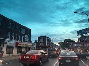 Dunlap, Philadelphia - Dunlap neighborhood