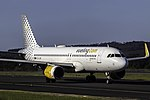 EC-LZN A320 Vueling SCQ 02.jpg