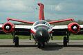 EE Canberra B6(mod) WT333 (G-BVXC) (7172847178).jpg