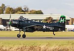 EGSU - Douglas AD-4NA Skyraider - 126922 (43060955294).jpg
