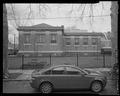 ELEVATION OF EAST SIDE - Free Library of Philadelphia, Passyunk Branch, 1935 Shunk Street, Philadelphia, Philadelphia County, PA HABS PA-6762-6.tif