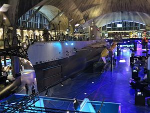 EML Lembit - As Displayed in the Estonian Maritime Museum - 2015