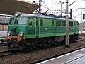 EP07 locomotive at Krakow Glowny (9248629947).jpg